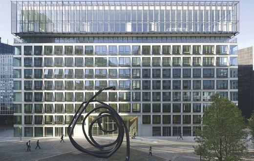 Restructuration de bureaux - © Cro&Co